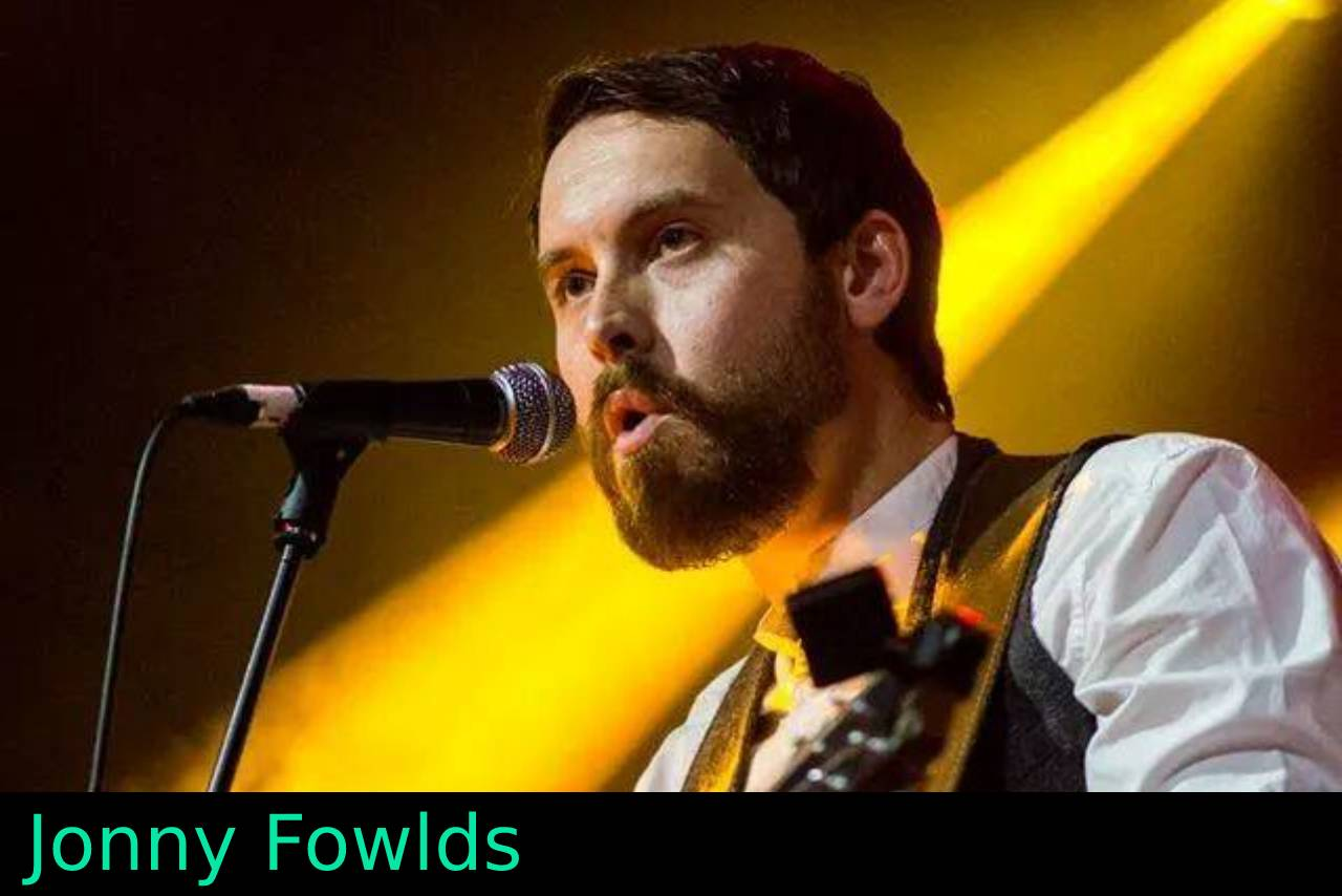 Jonny Fowlds