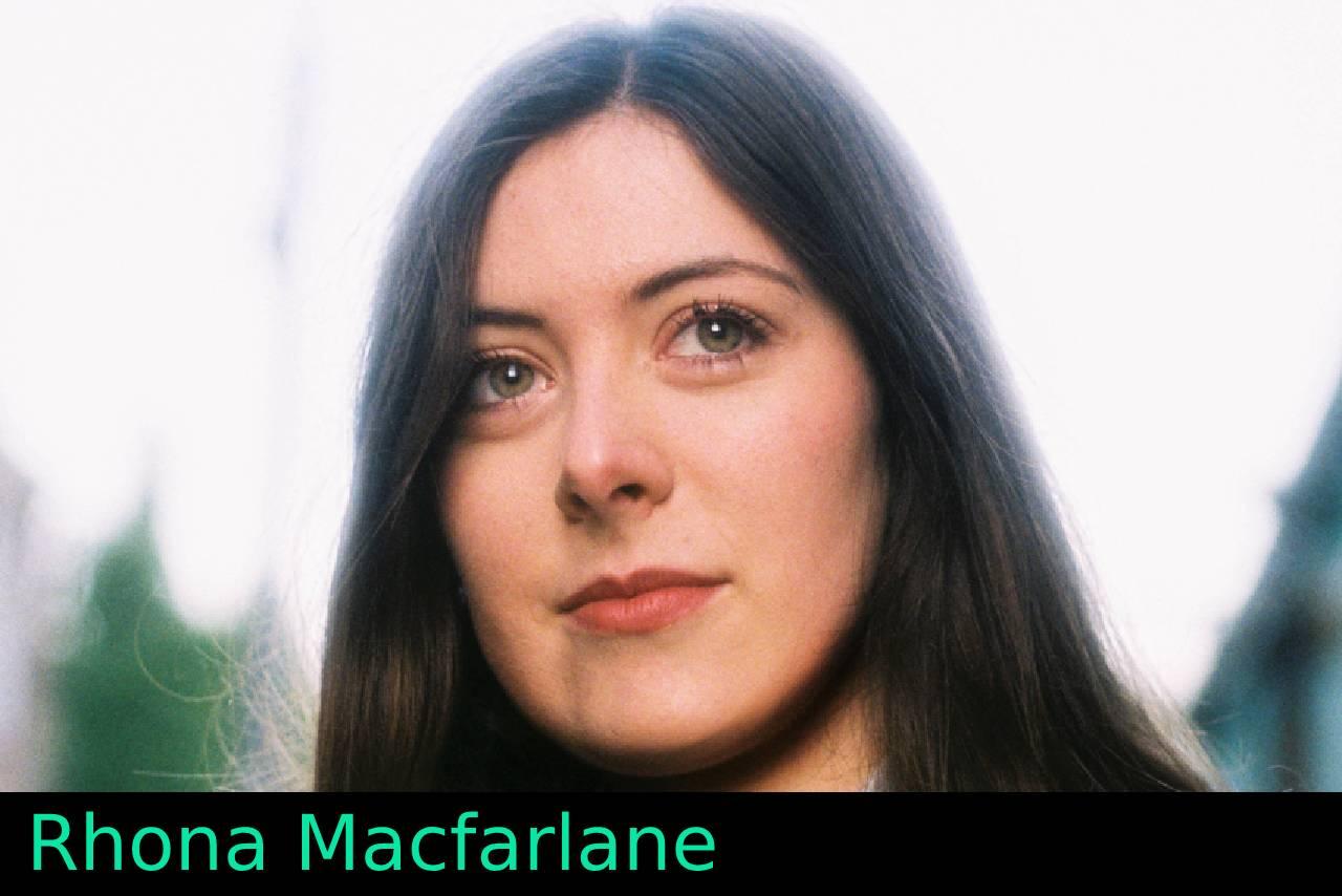 Rhona Macfarlane