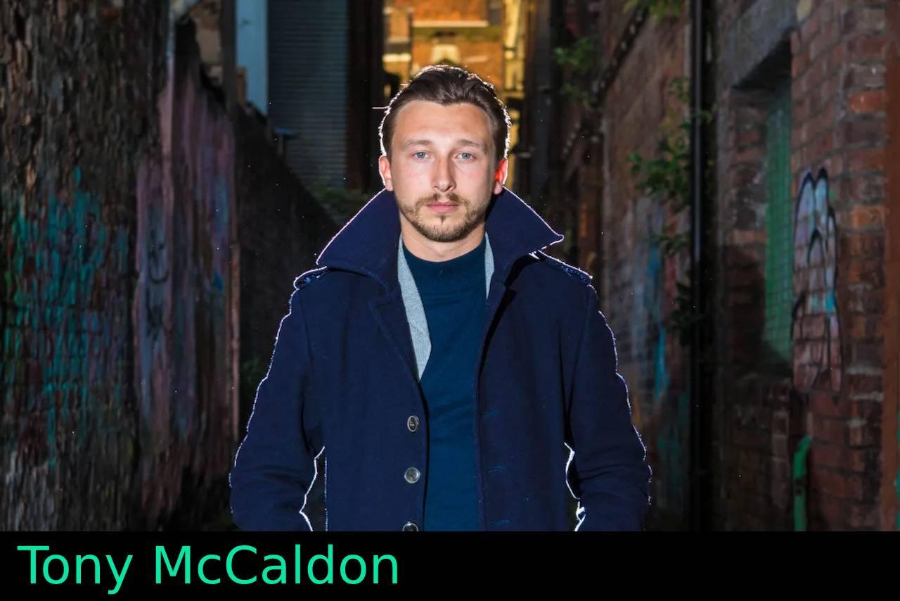 Tony McCaldon